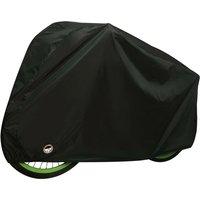 Bike Cover Waterproof Outdoor Indoor Bike Protector with Lock Hole (Black),model:Black