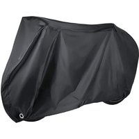 Bike Cover,Bike Covers for Outside Storage for 2 Bikes Waterproof 210T Nylon, Windproof Anti UV Bicycle Cover with Lock Hole,Bike Accessories Cover