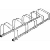 Bike rack - bike stand, wall bike rack, garage bike rack - 5 - TECTAKE