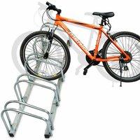 Bike Stand, Bike Rack, Fits 5 bikes, Size: 132 x 32 x 26 cm - Sotech