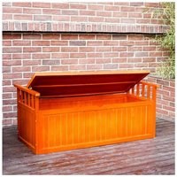 KMS - BIRCHTREE Garden Bench Storage Box BT-WGB04 Natural