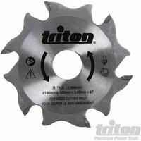 Triton - Biscuit Jointer Blade 100mm -