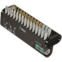 5057433001 Bit-Check 30 Wood 1 Torsion Set of 30 PZ PH TX - Wera