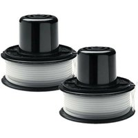Black and Decker A6226 Pack of 2 x 6m Bump Feed Spare Spools GL250, GL310 GL360