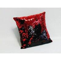 Danni Black Cushion Cover 17 x 17 Bed Sofa Accessory Unfilled