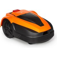 Garden Hero Robot tondeuse sans fil batterie 180mn orange - Blumfeldt
