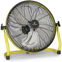 Blumfeldt Wintergarden Floor Fan 16 Battery 43W USB 45 dB Yellow