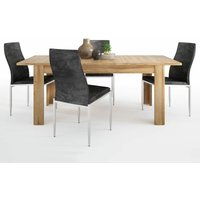 Bold Dining set package Bold Extending dining table in Grand