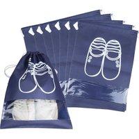 Bolsa de zapatos con cordón de