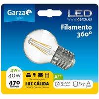 Garza - Bombilla LED filamento esférica