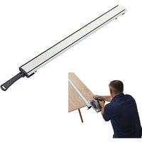 WTX Guide Rail Straight Edge Clamp Circular Saw Cut 1270mm 50 BOR-545050 - Bora