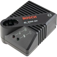 2607225030 Battery Charger AL2450DV for 7.2V-24V NiCd/NiMH - Bosch