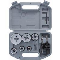 2608580804 HSS Bi-Metal Electricians Holesaw Set 9 Piece - Bosch