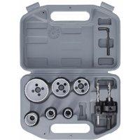 2608580803 8 Piece HSS BiMetal Plumbers Holesaw Set - Bosch