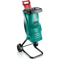 Bosch AXT 2200 Electric 2200w Rapid Garden Shredder 40mm with Detachable Hopper