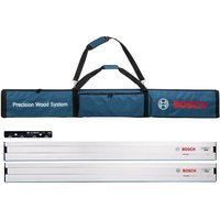 0615990EE8 FSN Professional Plunge Saw Guide Kit 2 x 1600mm Rails in Bag - Bosch