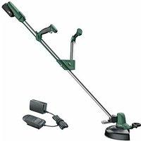 Bosch Home And Garden - Bosch Tagliabordi a Batteria UniversalGrassCut 18-260 (1Batteria, Impugnature Regolabili, in Scatola di Cartone, Sistema a 18