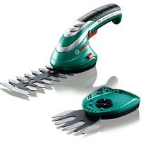 Bosch ISIO 3 Cordless Shape and Edge Shrub Shear with Battery