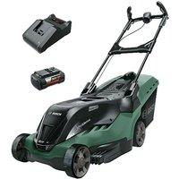 Universal Rotak 36-650 36v Cordless Lawnmower 42cm + 1 x 4.0ah + Charger - Bosch