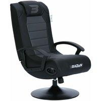 BraZen Stag 2.1 Bluetooth Surround Sound Gaming Chair - Grey