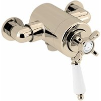 1901 Exposed Concentric Shower Valve Only - Gold - Bristan