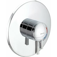 Commercial TS1875 Stratus Concealed Shower Valve, Dual Concentric Controls, Chrome - Bristan
