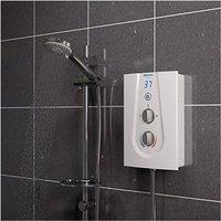 Glee Electric Shower, White, 9.5kW - Bristan