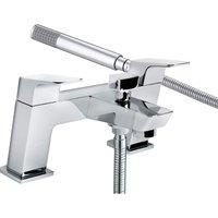 Bristan Vertico Bath Shower Mixer Tap - Chrome
