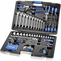 Britool Expert E034806B Multi-Tool Set of 124 Metric 1/4 and 1/2in Drive