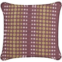 Brown Cushion Moss Green Dots Retro Style For Bed Sofa Couch B-10 - CIMC