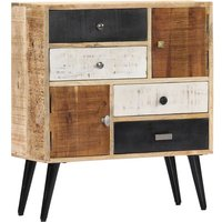 Bryon Solid Mango Wood Sideboard by Williston Forge - Brown