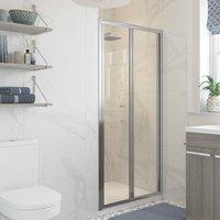 BTL Reflexion Classix Framed 800mm Bi Fold Shower Door - BATHROOMS TO LOVE