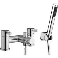 BTL Vedra Bath Shower Mixer with Shower Kit - BATHROOMS TO LOVE