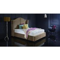 Buckingham Brown Malia Double Bed Frame