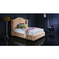Buckingham Clay Malia Double Bed Frame