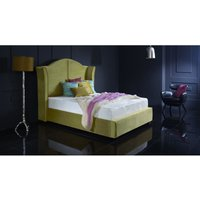 Buckingham Olive Green Malia Double Bed Frame