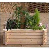 Buildround 36x48 rec planter - NORLOG UK LTD