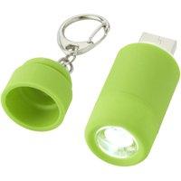 Bullet Avior Rechargeable LED USB Key Light (5.5 x 2.3 cm) (Green)