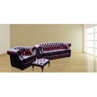 Buy Classic Chesterfield Suite|Made in UK Chesterfield Sofa|DesignerSofas4U - DESIGNER SOFAS 4 U