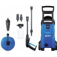C120,7-6 PCA X-TRA Pressure Washer with Patio Cleaner and Brush 120 bar 240V (KEWCOM120HG)