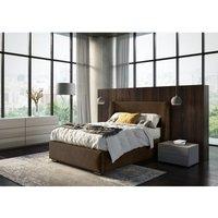 Cairo Brown Malia Single Bed Frame