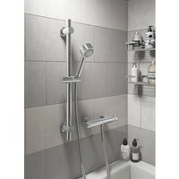 Round Bar Mixer Shower with Shower Kit - Cali