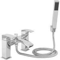 Aquariss - Camden Bath Shower Mixer Tap with Kit