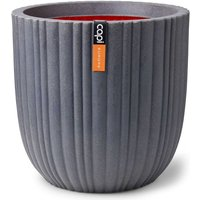 Planter Urban Tube 54x52 cm Dark Grey - Grey - Capi
