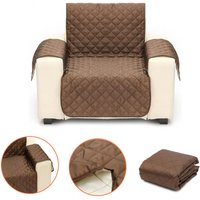 Carpet 1 Place Multifunctional Sofa Carpet Furniture Protection Quilted Cover For Dogs / Cats