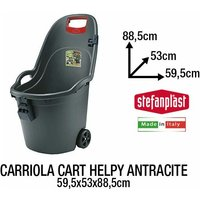 Bighouse It - CARRIOLA CART HELPY ANTRACITE