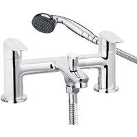 Compass Bath Shower Mixer Tap 004.21913.3 - Cascade