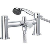 Sphere Bath Shower Mixer 003.21913.3 - Cascade