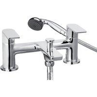 Trapeze Bath Shower Mixer 008.21913.3 - Cascade
