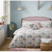 Bluebells Multi Super King Size Duvet Cover Set Bedding - Cath Kidston
